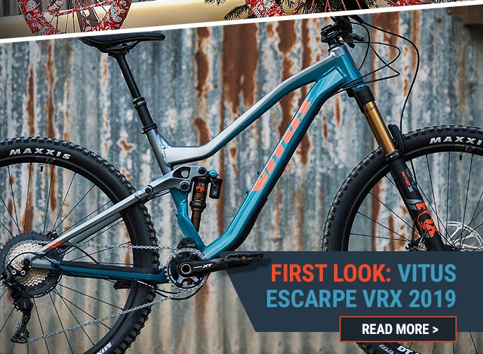 First look: Vitus Escarpe VRX 2019