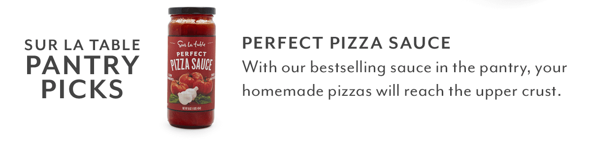 Perfect Pizza Sauce