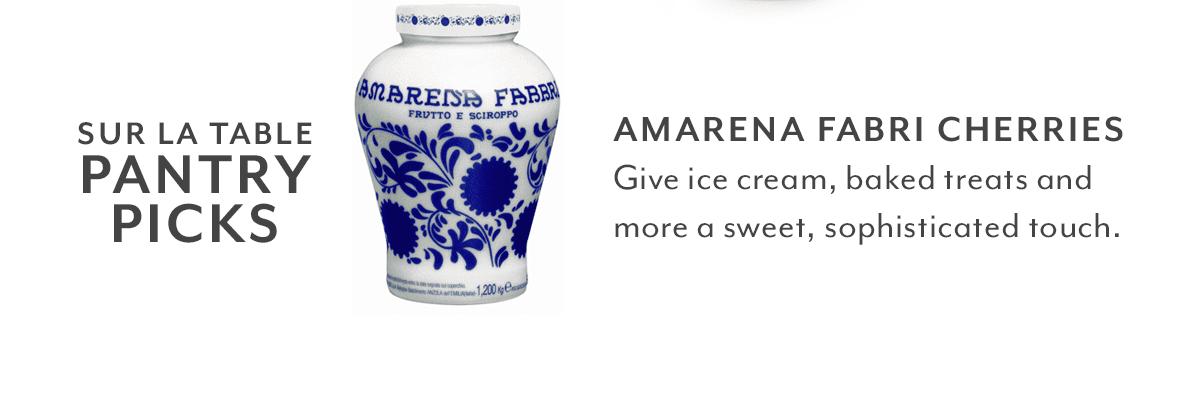 Amarena Fabri Cherries