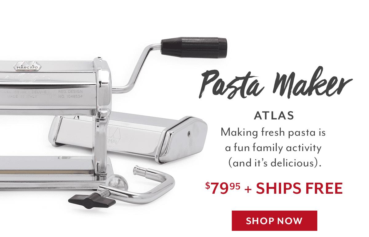 Atlas Marcato Pasta Machine