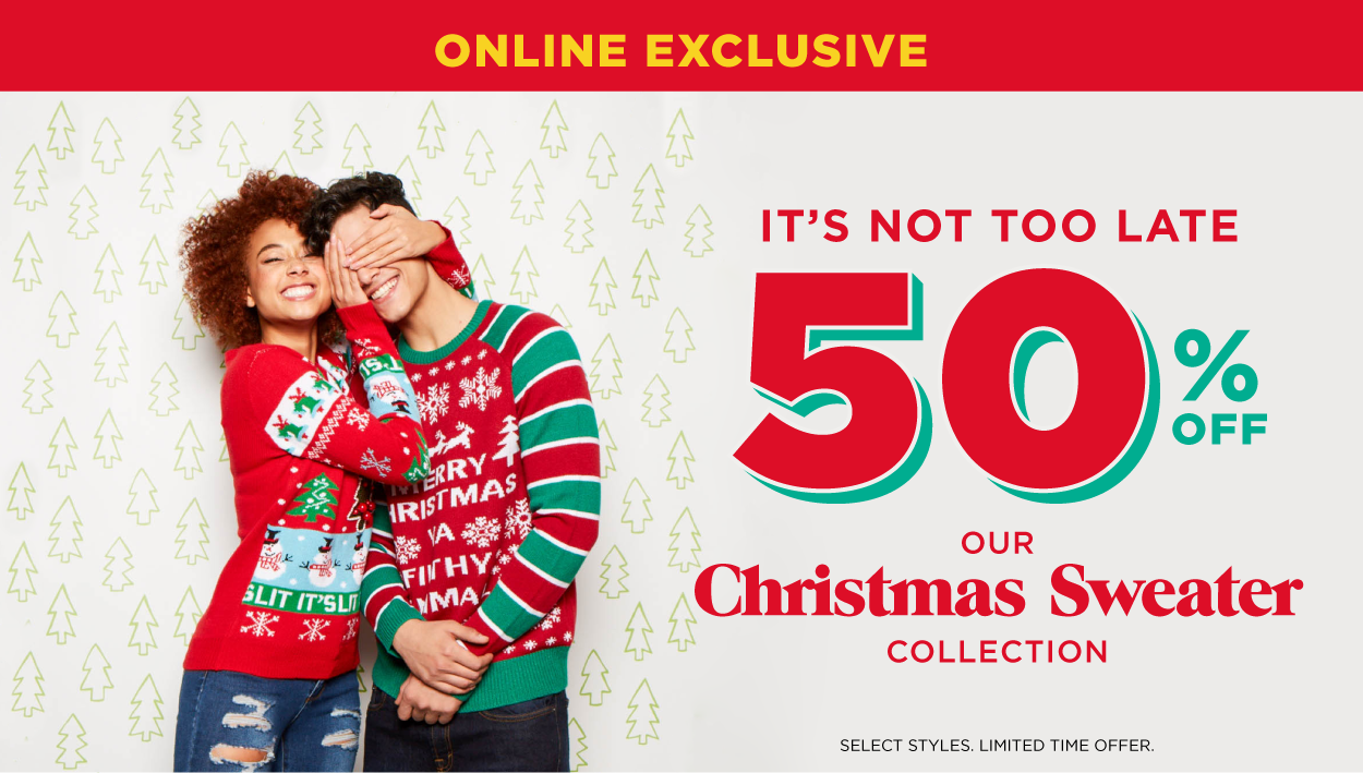 Blntscom Ugly Ftw 50 Off Ugly Christmas Sweaters Online Only