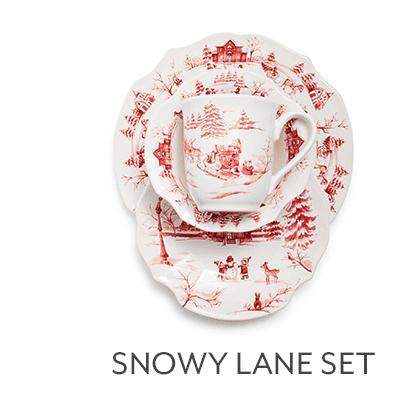 Snowy Lane Set