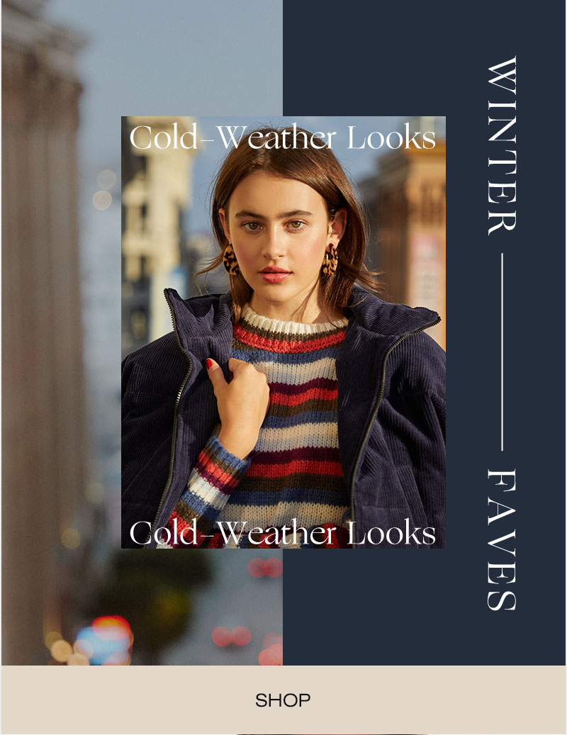 cold weather looks - Shop