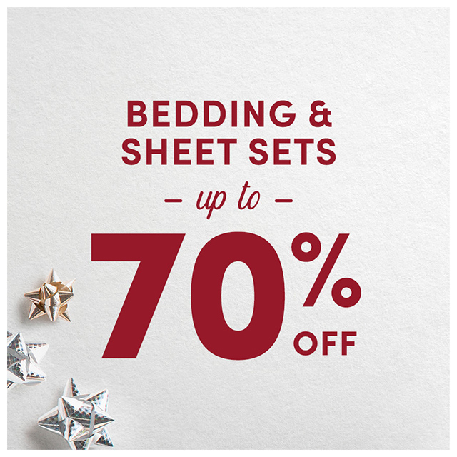 Bedding and Sheet Sets