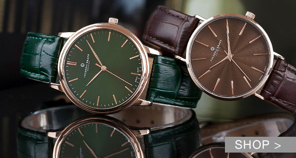 FREDERIC GRAFF WATCHES