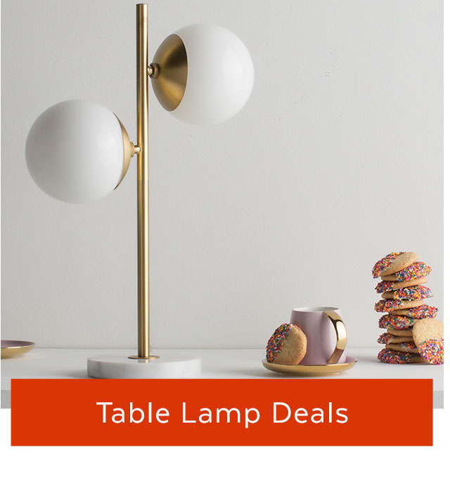 Table Lamp Deals
