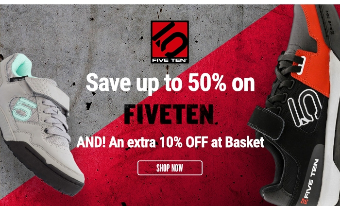 Five Ten: Save up to 50%