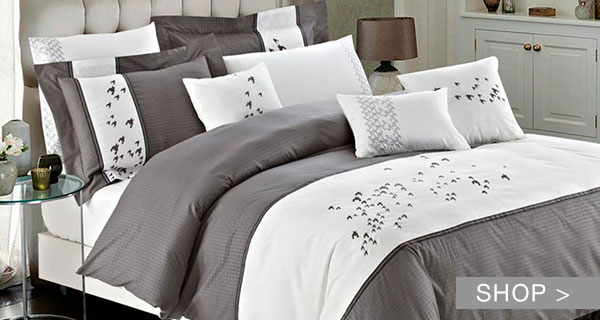 CHIC HOME BEDDING STEALS