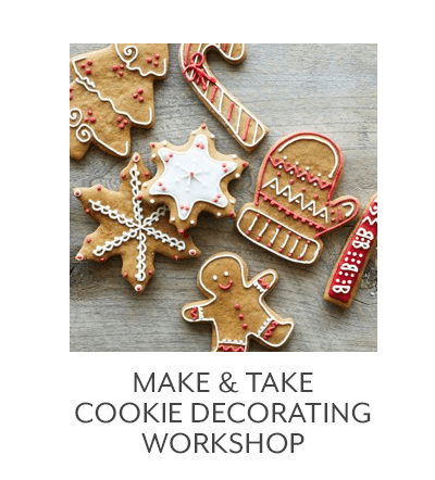 Make and Take Cookie Decorating Workshop