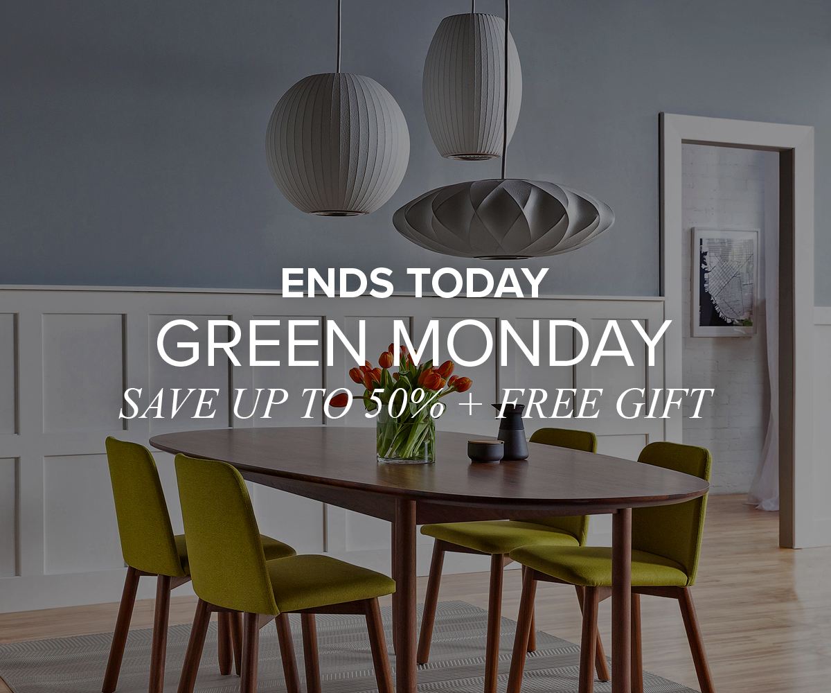 Ends today green monday save up to 50 free gift