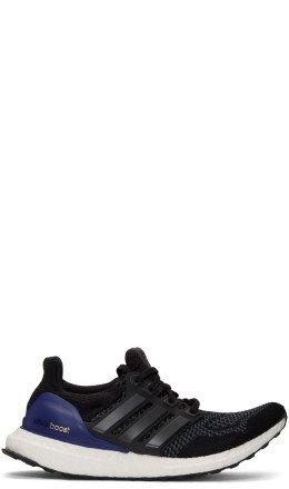 adidas Originals - Black & Grey UltraBOOST Sneakers