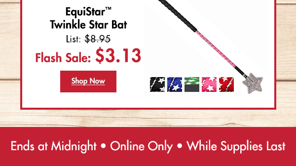 Equistar Twinkle Star Bat