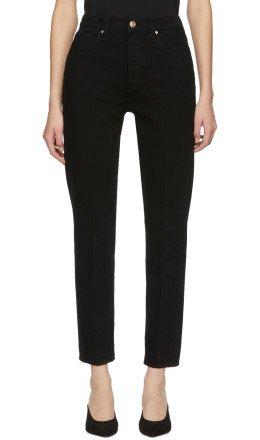Goldsign - Black 'The Benefit' Jeans
