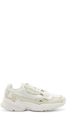 adidas Originals - White Falcon Sneakers