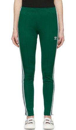 adidas Originals - Green SST Track Pants