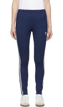 adidas Originals - Blue SST Track Pants