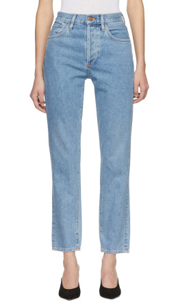 Goldsign - Blue 'The Benefit' Jeans