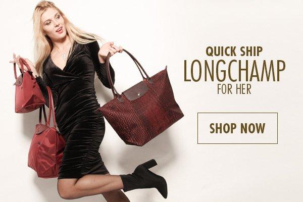 Longchamp for Women