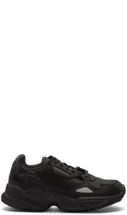 adidas Originals - Black Falcon Sneakers