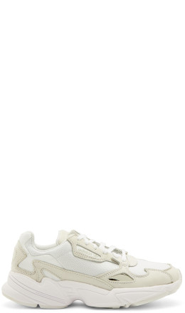adidas Originals - White Falcon Sneakers