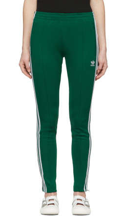 adidas Originals - Green SST Track Pants