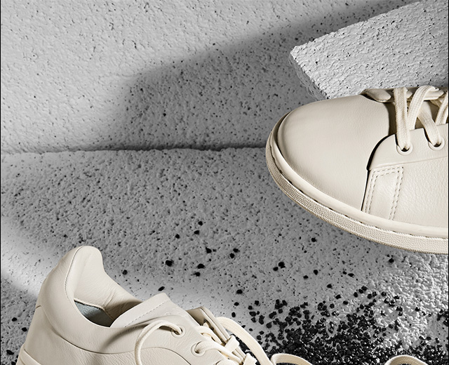 Exclusive: Stan Smiths get the Barneys treatment.