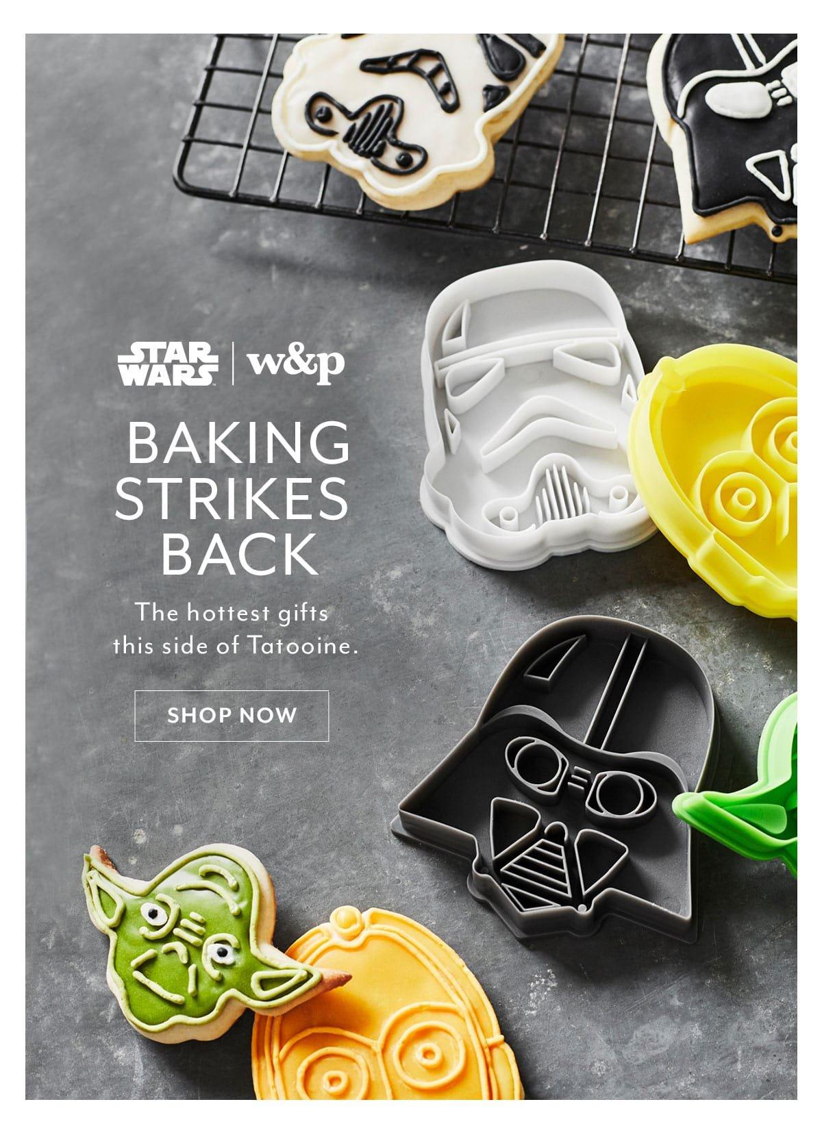 Star Wars - Baking Strikes Back