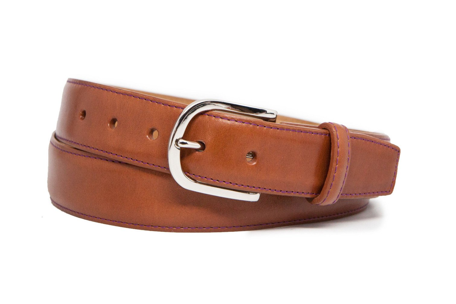 7e26772ed318 Cobbler Union: 🆕 Introducing The Brown Museum Calf Belt | Milled