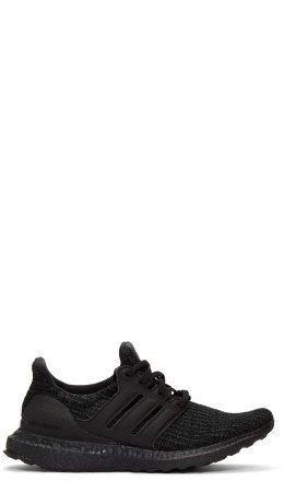 adidas Originals - Black UltraBOOST Sneakers