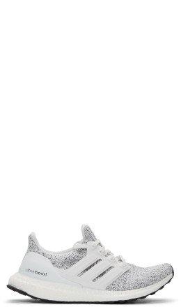 adidas Originals - White & Grey UltraBOOST Sneakers