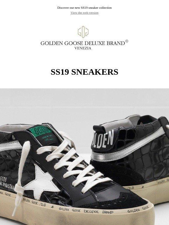 9de0192261f0 Golden Goose  New In  Women s SS19 Sneakers
