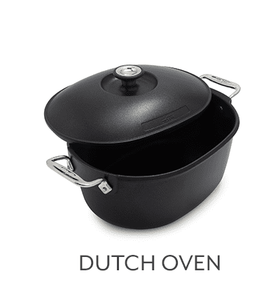 Cast-Aluminum Nonstick Dutch Oven, 6½ qt.