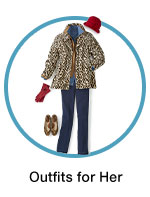 Shop Holiday Outfits for Her!