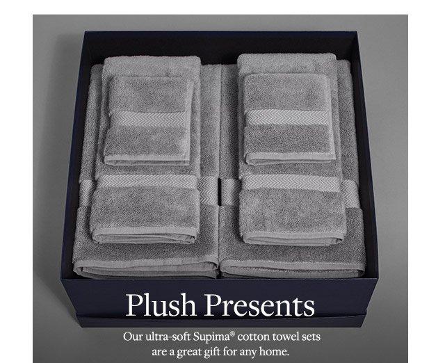 PLUSH PRESENTS