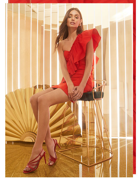 Winter Rouge. Keep red on your radar for any occasion. Shop Red