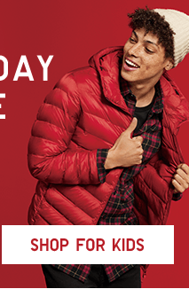 UNIQLO HOLIDAY GIFT GUIDE - SHOP FOR KIDS