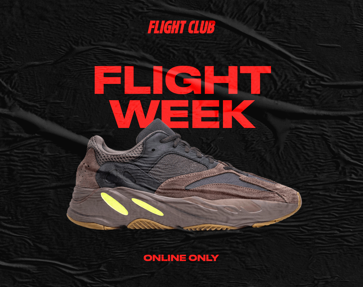 1d3fe3e3e flight club  FLIGHT WEEK  Yeezy 700  Mauve  below retail. Online ...
