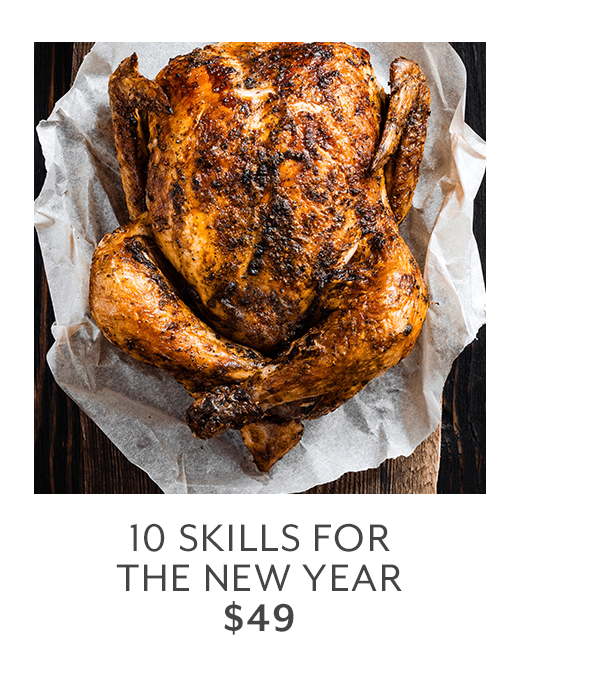 Class - 10 Skills for the New Year