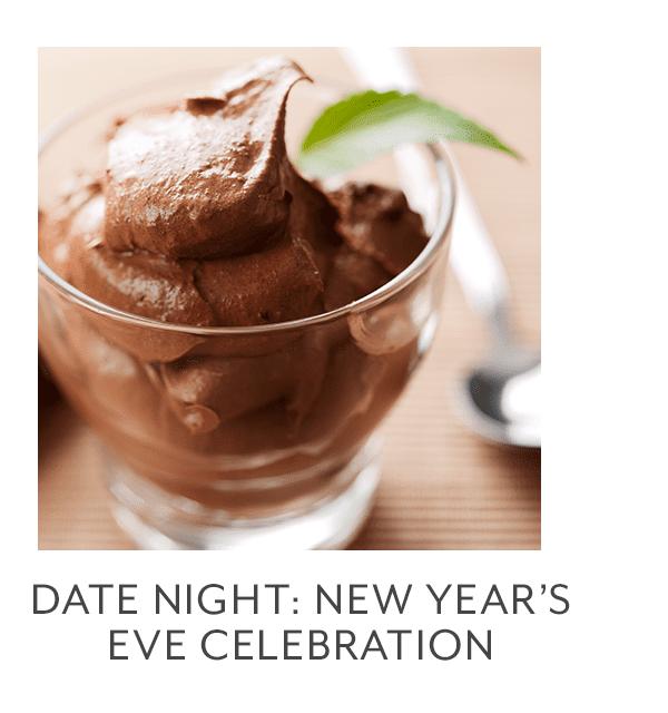 Class - Date Night • New Year's Eve Celebration