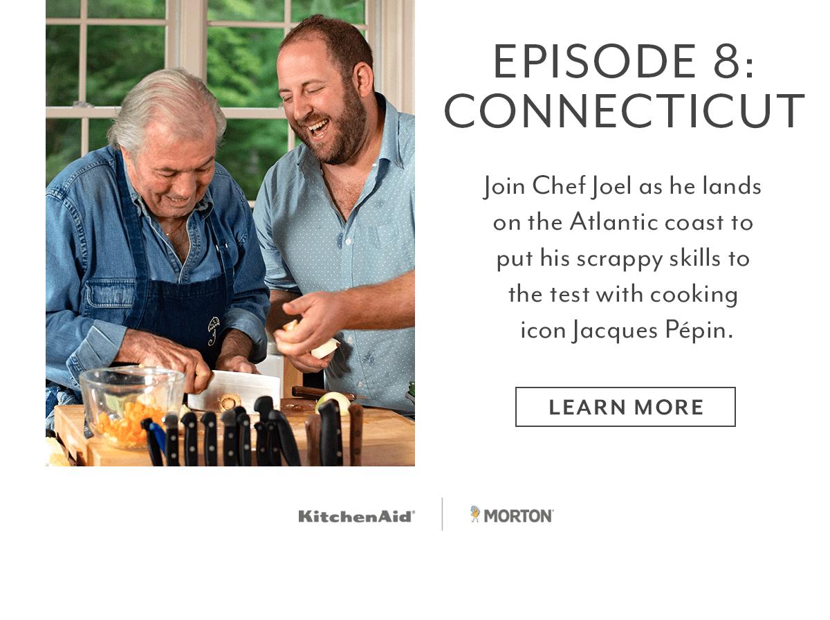 Episode 8: Connecticut