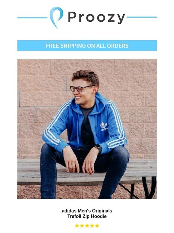 be7b54d72 Proozy: Our most popular adidas hoodie is back! | Milled