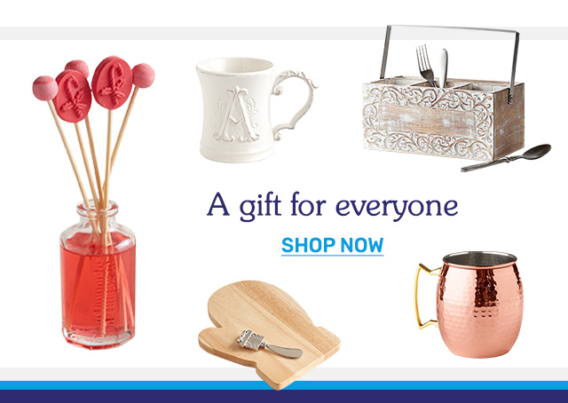 Shop gifts for everyone.