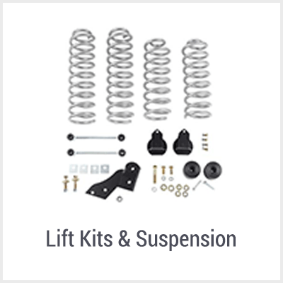 Lift Kits & Suspension
