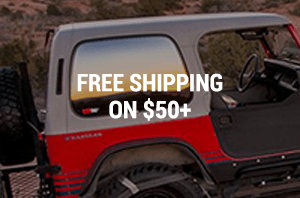 FREE SHIPPING ON $50+