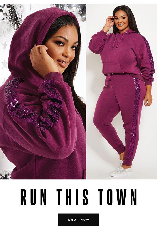 Run this town - Shop Now