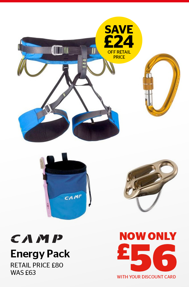 Camp Energy Pack