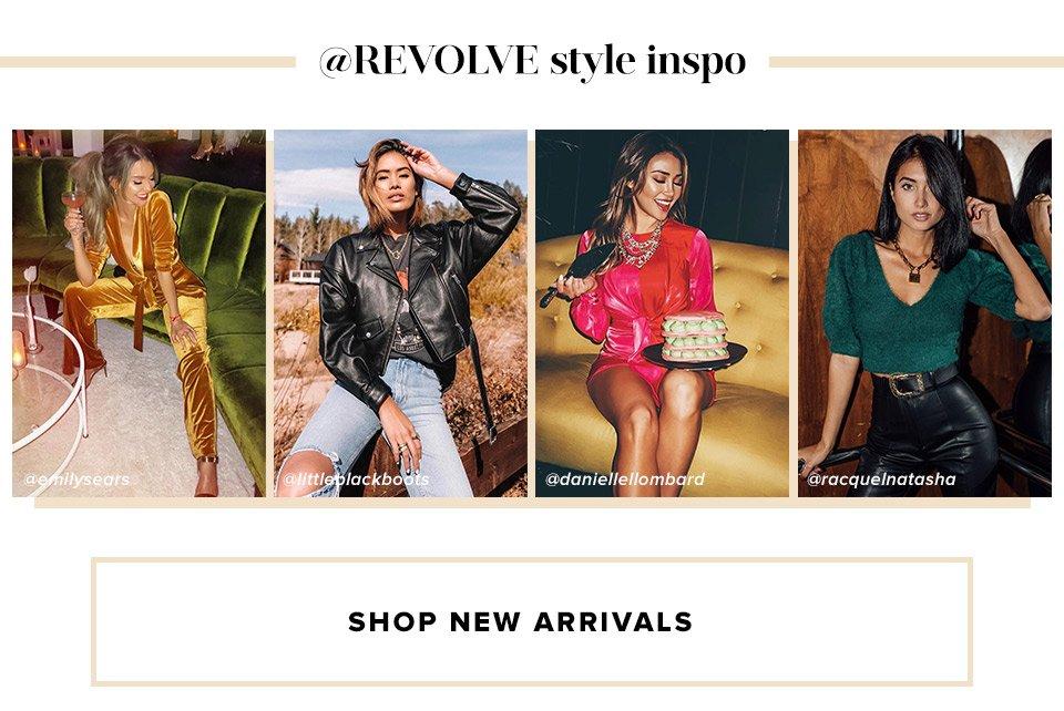 REVOLVE Style Inspo