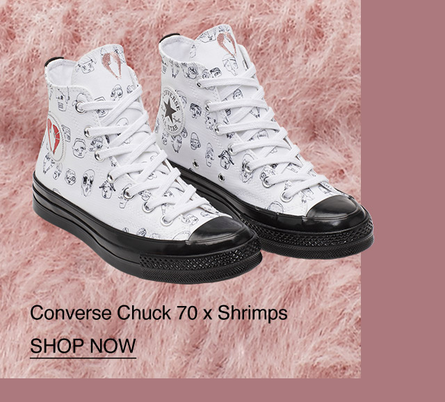 Nike: Converse x Shrimps   Milled