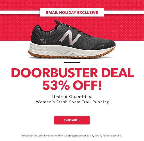 Joe's New Balance Outlet: Oops