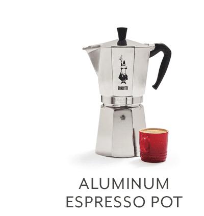 Bialetti Moka Express Espresso Pot